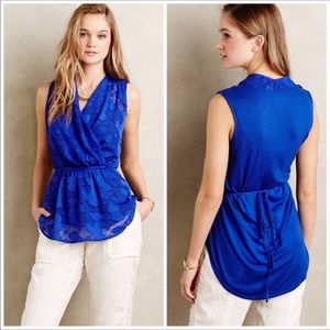 Anthropologie Edria Top by Sunday in Brooklyn  XS